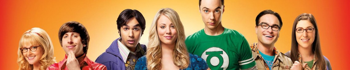 The Big Bang Theory - Sheldon Cooper