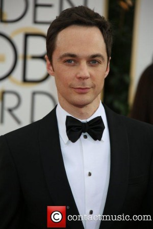 Jim Parsons en costume