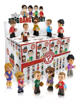 Mini Figurines The Big Bang Theory