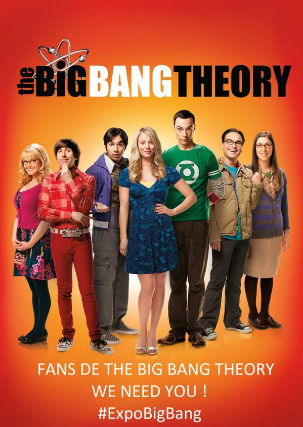 EXPO BIG BANG THEORY
