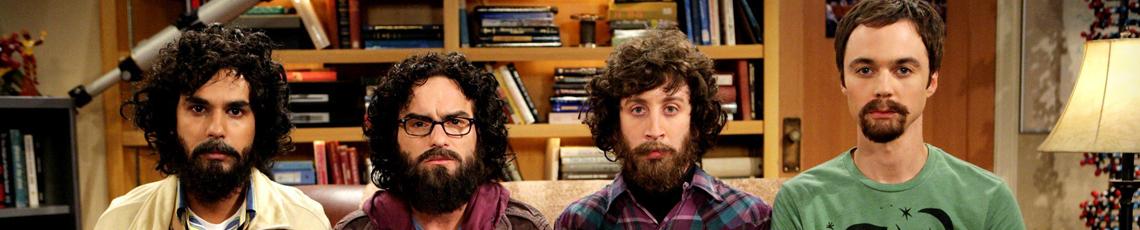 Big Bang Theory - Pole Nord Barbus