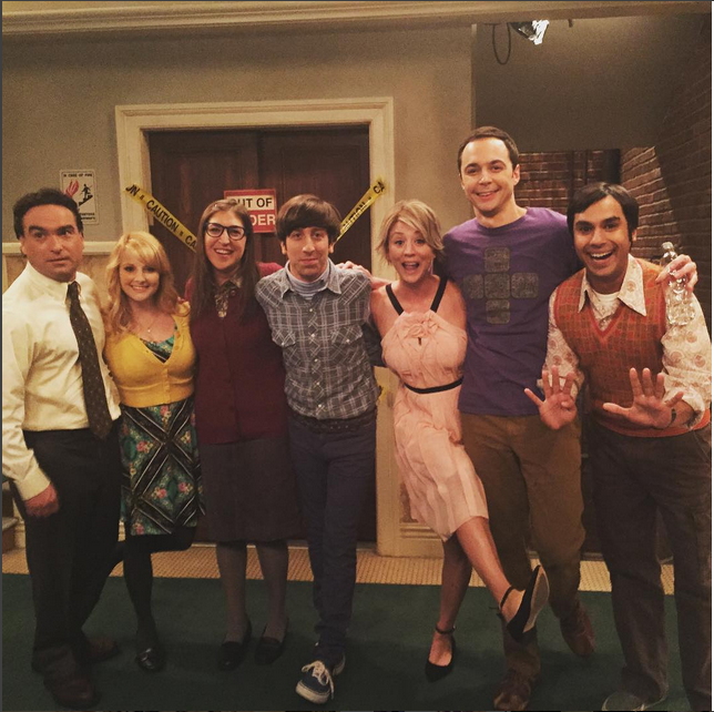 Big Bang Theory : le tournage de la saison 9 a début
