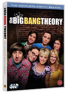 big bang theory saison 8 dvd