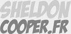 LOGO SHELDON COOPER TEXTE