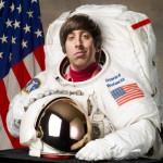 Howard Wolowitz en astronaute