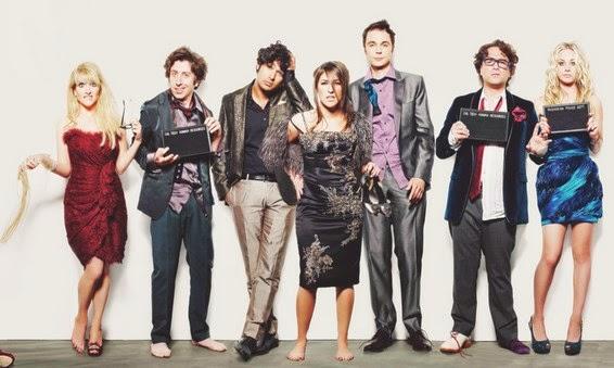 Reprise du tournage de la saison 8 - Big Bang Theory