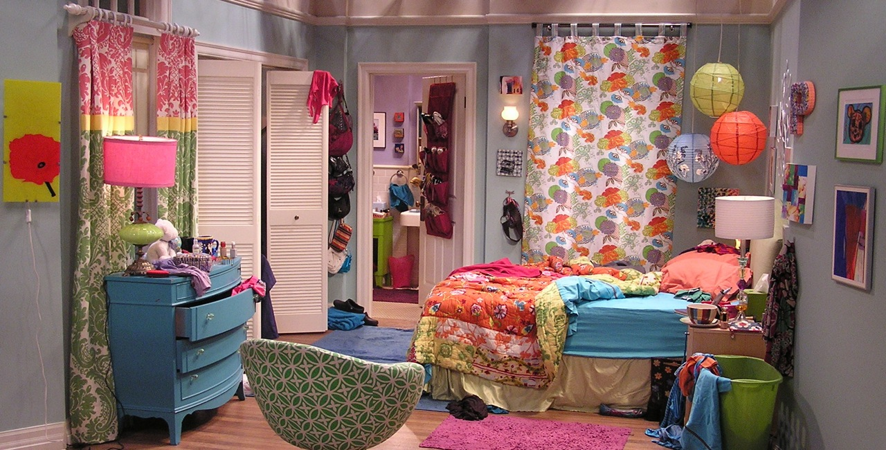 Plans de la série The Big Bang Theory,