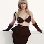 Bernadette (Melissa Rauch) mode