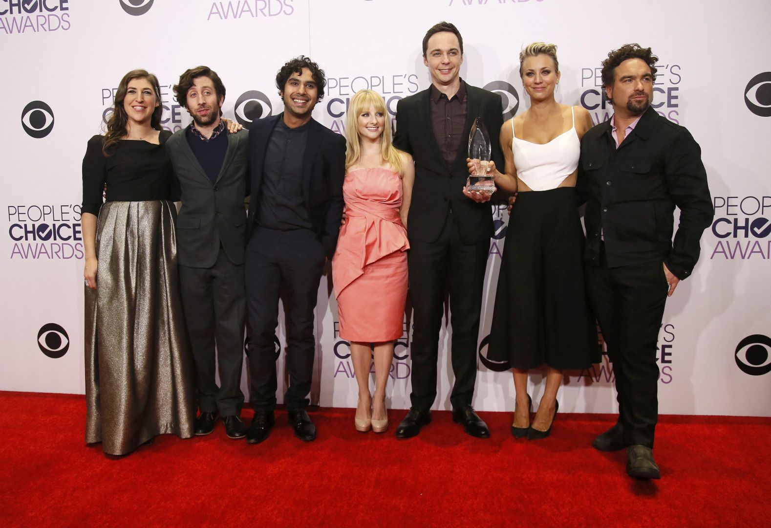 The Big Bang Theory People Choice Awards 2015