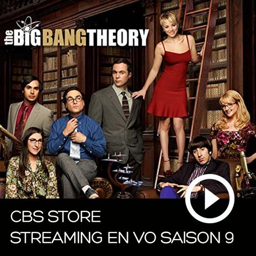 Big Bang Theory Streaming
