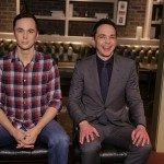 Jim Parsons Meets His New Figure for Madame Tussauds Orlando