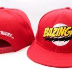 casquette rouge bazinga