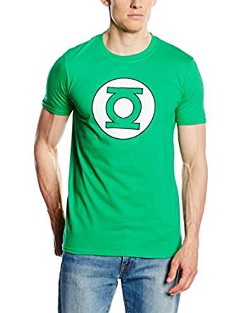 T-Shirt The Big Bang Theory Rouge Bazinga Femme