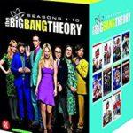 big bang theory saison 1 à 10